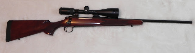 35 Whelen Remington 700