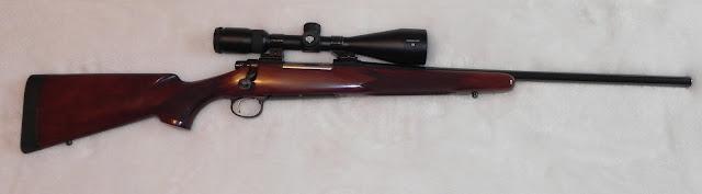 35 Whelen Remington 700