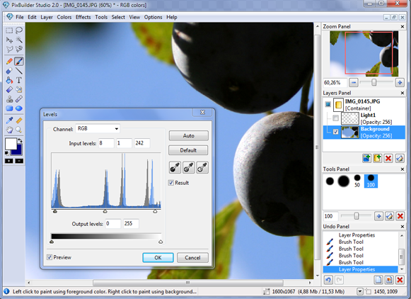 تحميل برنامج PixBuilder Studio لتعديل وتصميم الصور 2018 برابط مباشر