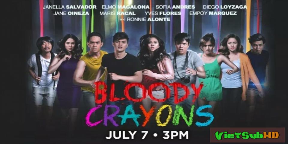 Phim Trò Chơi Đẫm Máu VietSub HD   Bloody Crayons 2017