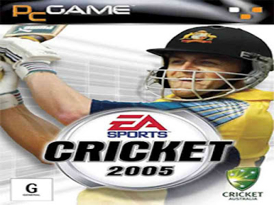 Download EA Sports Cricket 2005 Game