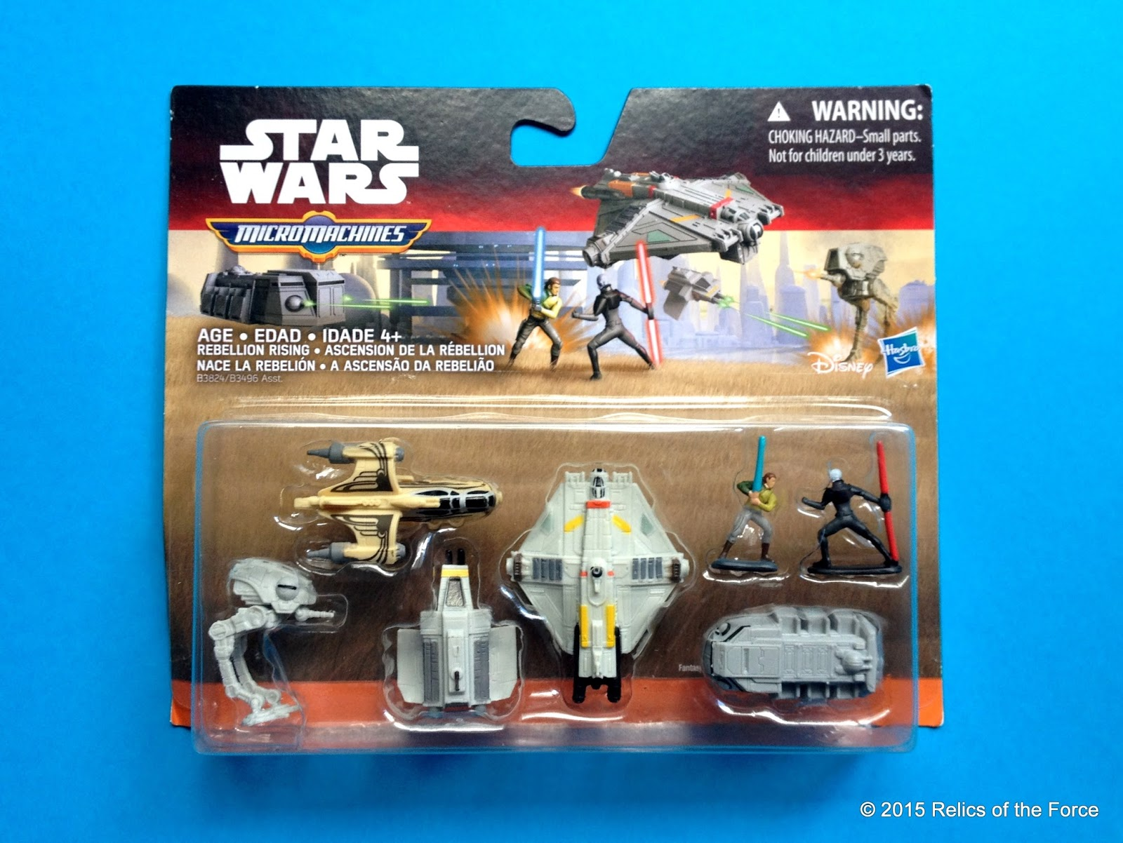 Relics Of The Force Micro Machines Rebellion Rising