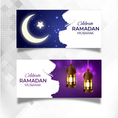 Desain Background Ramadhan 1440 Hijriyah Format Ilustrator Free Download