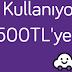 Volt ile 500TL Kazan