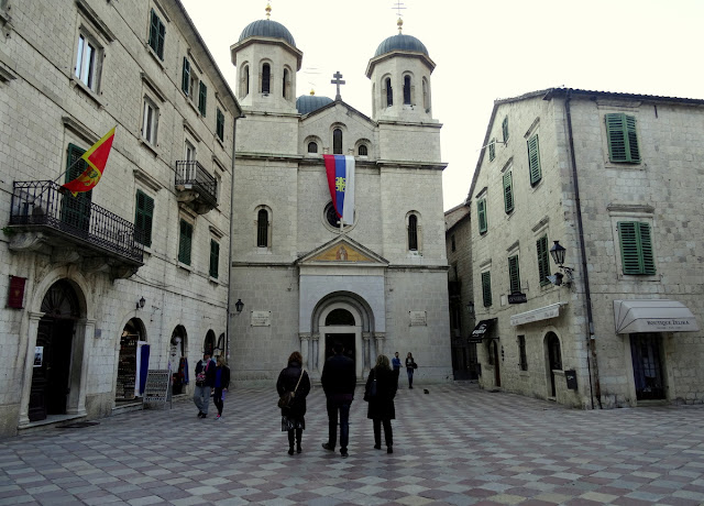 St. Nicholas Church Kotor, Montenegro