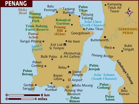 A World Of Penang