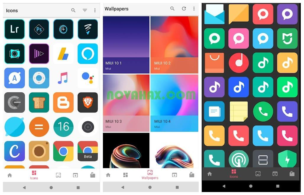 Enable Wallpaper Carousel On Miui 8 2: MIUI 10 – Icon Pack V1.3 APK Here [Pro]