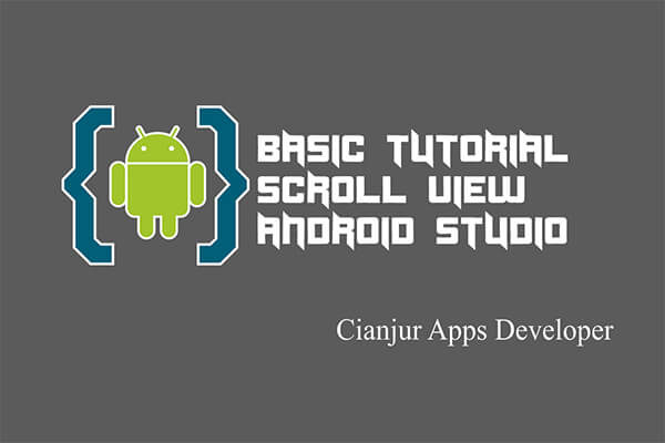 Belajar Cara Membuat HorizontalScrollView di Android Studio