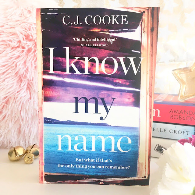 I Know My Name by CJ Cooke