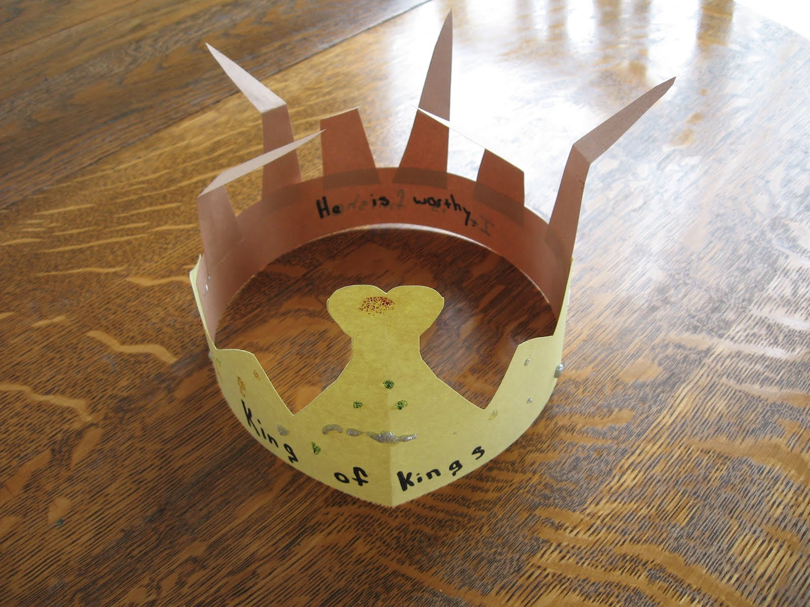 bible craft ideas almost unschoolers christly crowns easter craft 1129