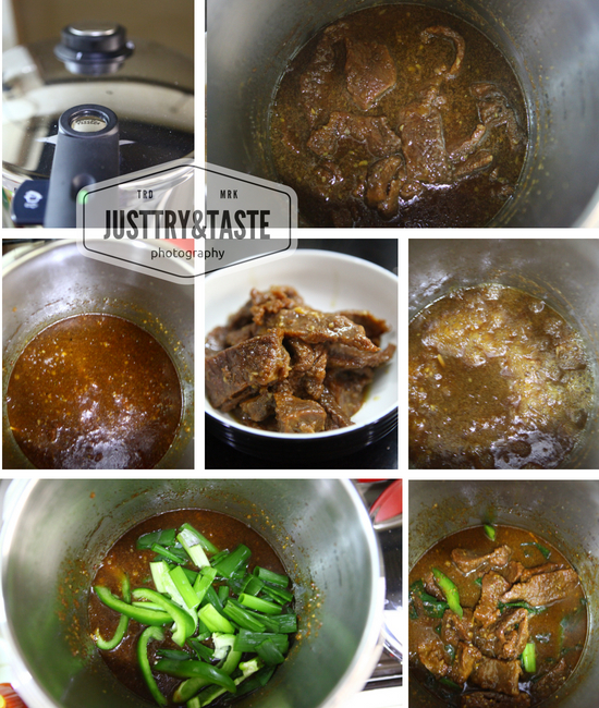 Resep Mongolian Beef