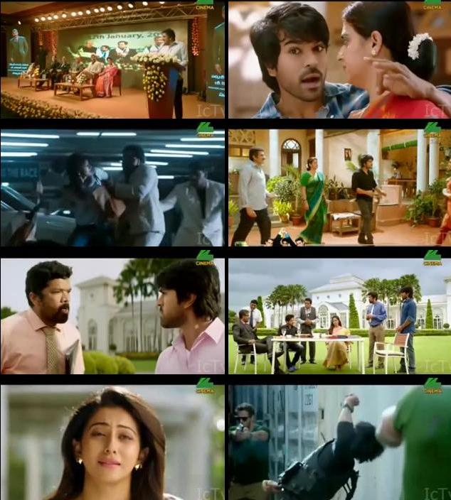 Bruce Lee The Fighter 2016 Hindi Dubbed 480p DTHRip