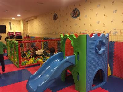 çocuk parkı olan mekanlar
