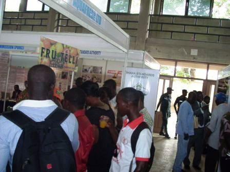 DevelopmentARENA: INDUTECH 2013 Kumasi opens to promote Ghanaian