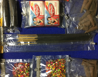 AGARBATTI INCENSE STICKS COUNTING AND PACKING MACHINE