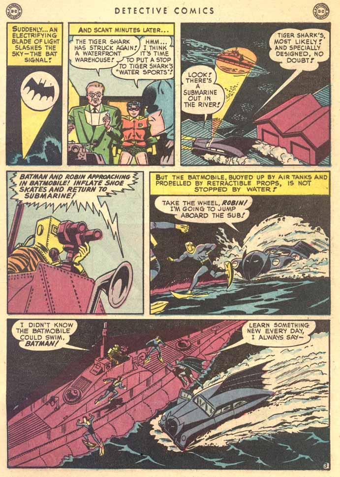Read online Detective Comics (1937) comic -  Issue #147 - 5