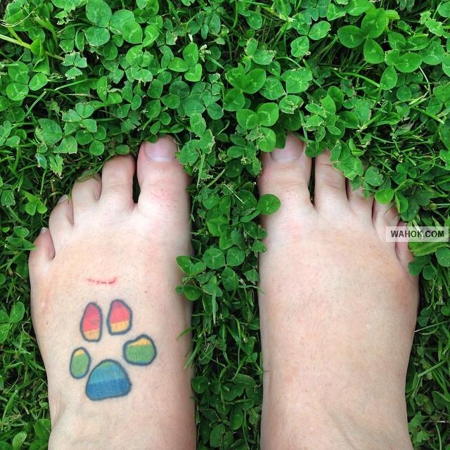 tato 3D keren di punggung, gambar tato di dada, tato keren di kaki, macam macam tato terbaik di dunia,  gambar tato tribal