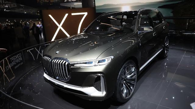 BMW presenta el SUV más grande de su historia
