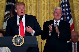 assurance maladie Trump