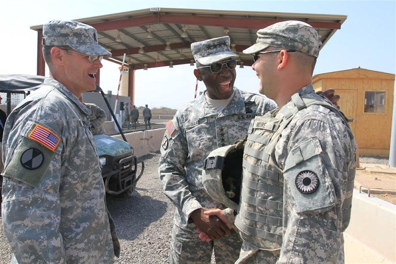 Les Etats-Unis décident d'installer la base militaire au Sénégal après le refus du Maroc