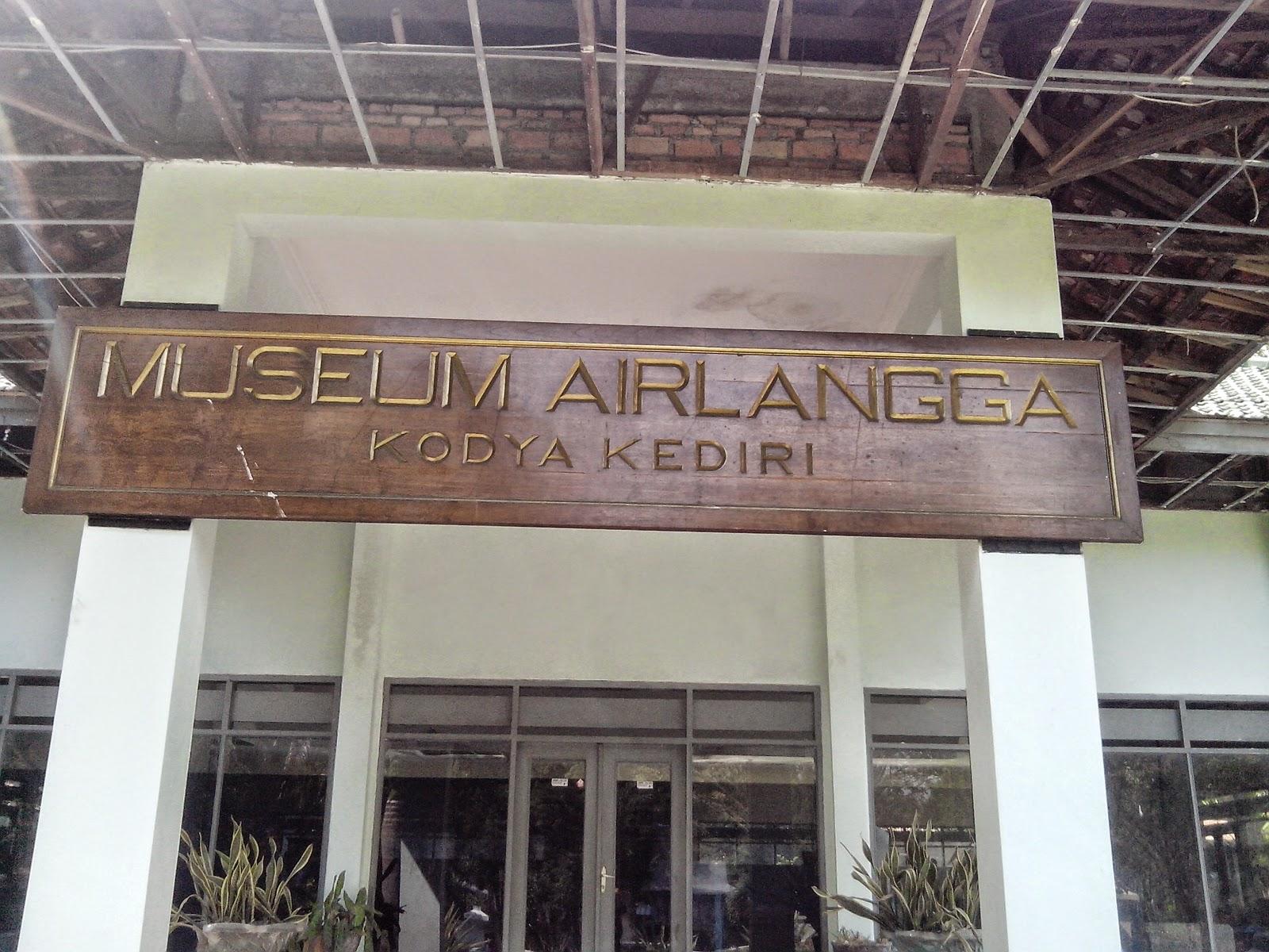 Museum Airlangga Kodya Kediri