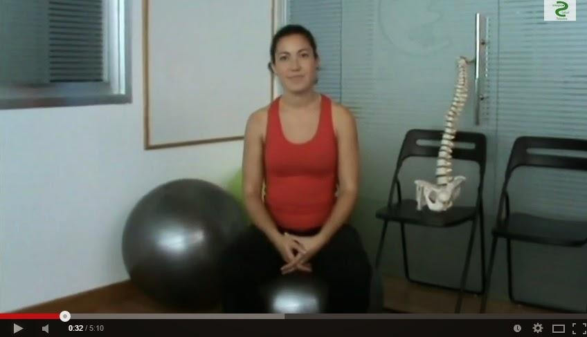 Estela López, Fisioterapeuta Cies