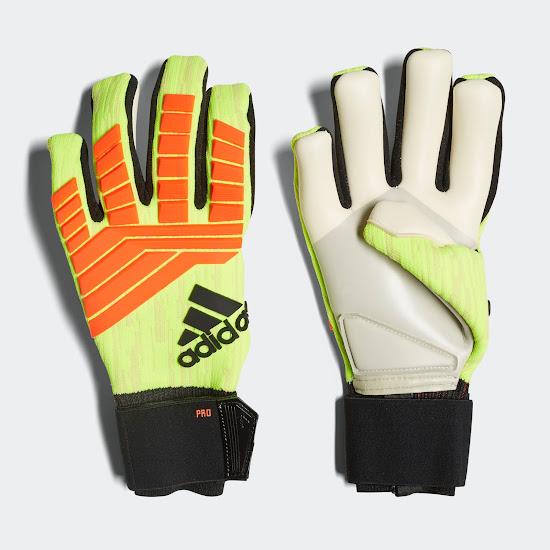 sale retailer 245c0 0b5f8 Adidas Predator 18 Pro Gloves - Black   Utility Black