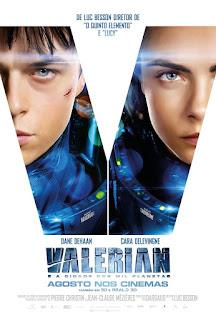 Review Valerian e a Cidade dos Mil Planetas