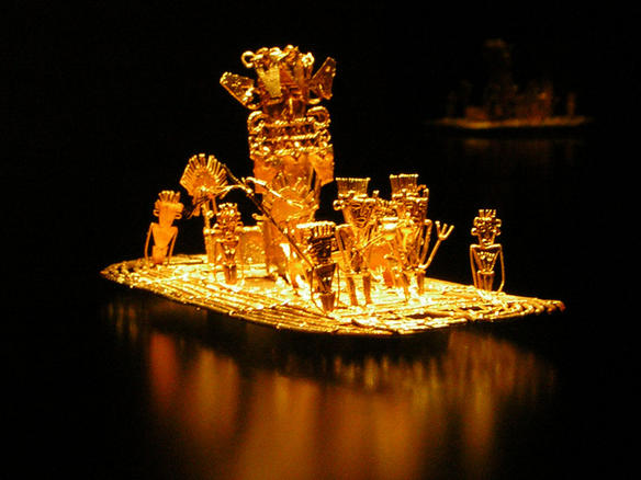 These Are The 25 Best Museums In The World - Gold Museum, Bogotá