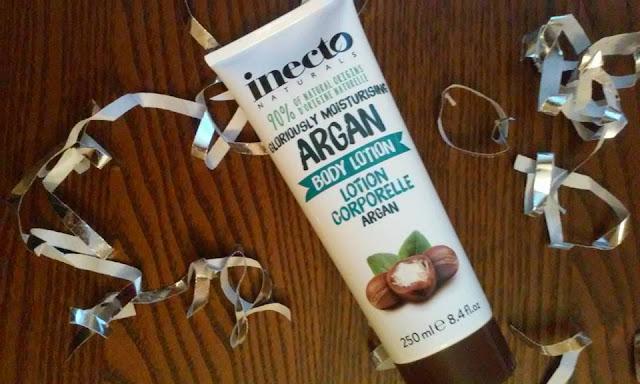 Inecto Naturals Argan Balsam do ciała