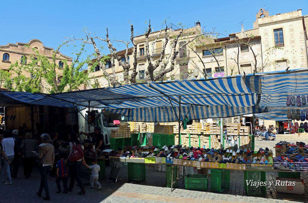 Plaza Mayor, Montblanc, Tarragona