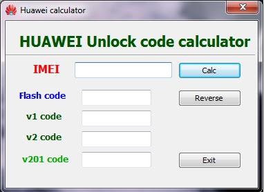 Huawei Unlock Code Calculator Tool Latest Version Free Download