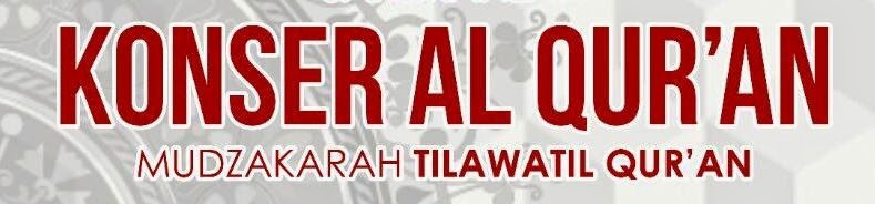 Konser Al-Quran di Medan 18 April 2015 Mesjid Al-Jihad Medan