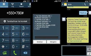 Nih Kode Rahasia Paket Internet Telkomsel Murah 2017, Solusi Hemat Kuota