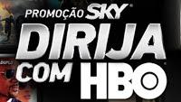Promoção Dirija Com HBO Sky