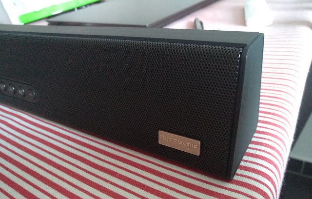 Blitzwolf BW-SDB0 - Mini Soundbar - Review