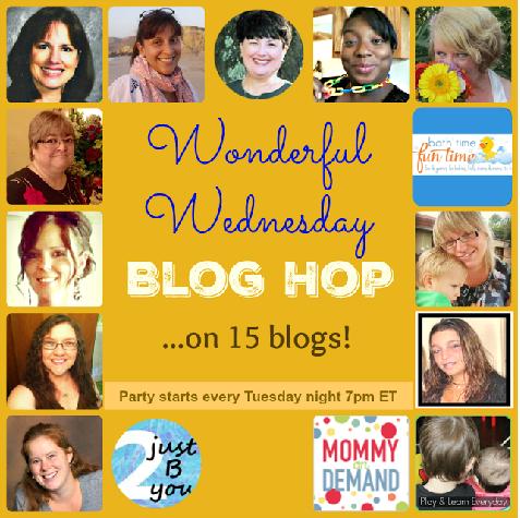 Wonderful Wednesday Blog Hop #60