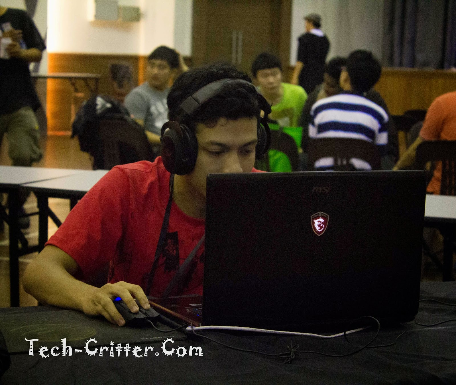 Coverage of PLAY! Convention @ KDU College 217