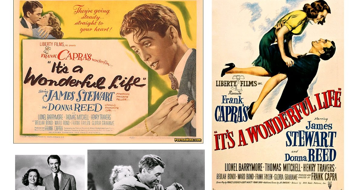 Cinema Classics On Dvd It S A Wonderful Life 1939 Colorized James Stewart Donna Reed