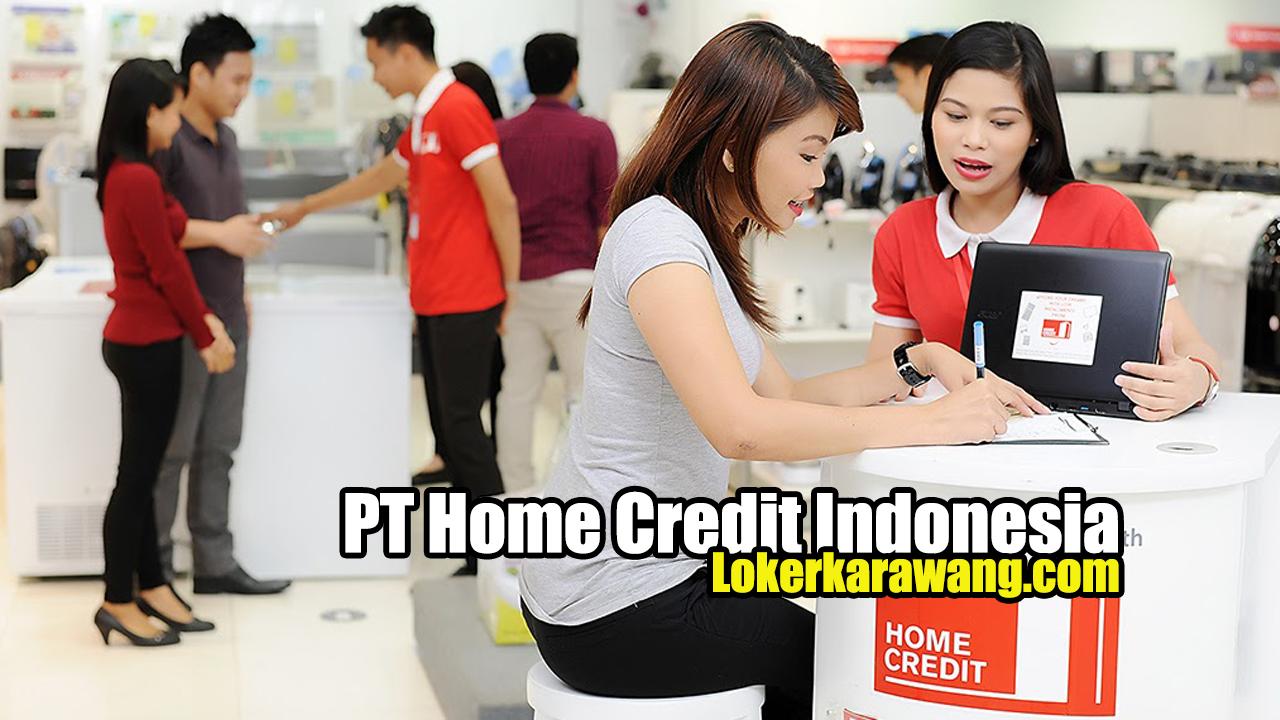 Lowongan Kerja Home Credit Indonesia Karawang 2020