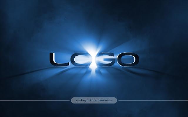 3D logo tasarımı sinematik epik savaş