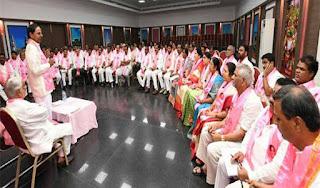 TRS,mla,list,119,candidates,Telangana,elections