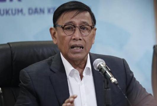 Prabowo Sebut Korupsi RI Stadium 4, Ini Kata Wiranto