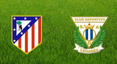 مشاهدة مباراة أتلتيكو مدريد وليجانيس بث مباشر اليوم