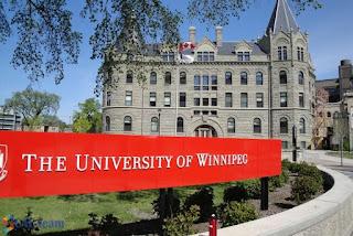 منح دراسية ممولة لدراسة الماجستير والدكتوراه بكندا بجامعة Winnipeg