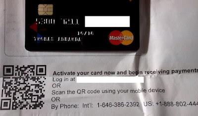 Kiriman ATM dari New York