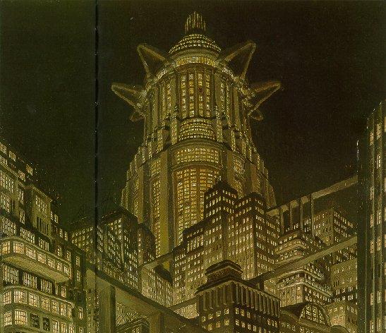 Metropolis Arte