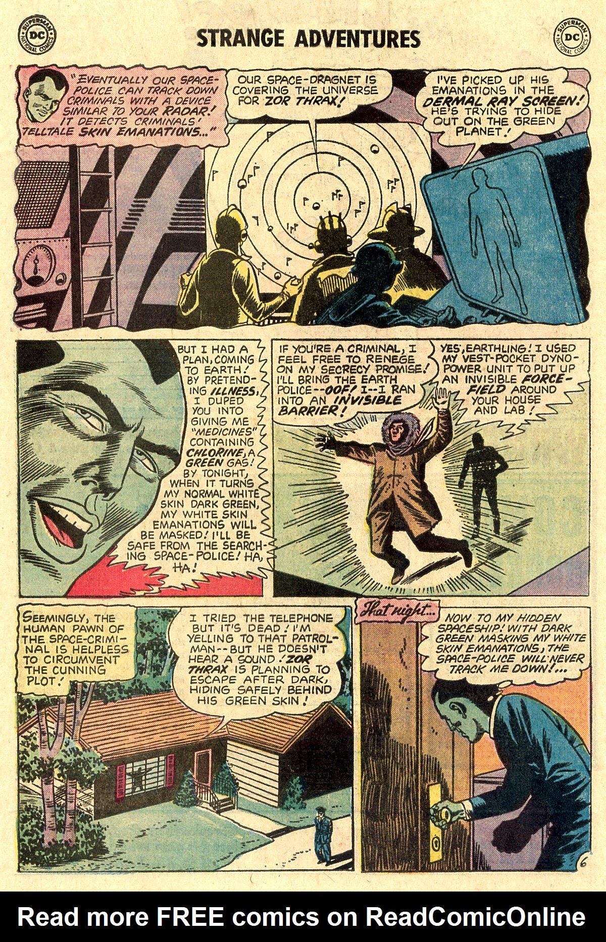 Strange Adventures (1950) issue 236 - Page 33