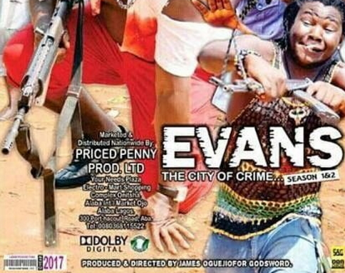 evans the city of crime nollywood movie
