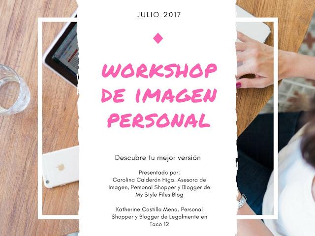 Workshop de Imagen Personal: Descubre tu Mejor Opción